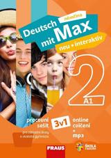 Deutsch mit Max neu + interaktiv 2 (3 v 1)