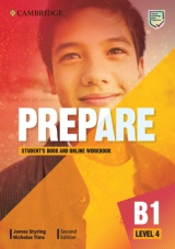Prepare (2nd Edition) 4 Student´s Book with Online Workbook