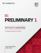 B1 Preliminary (PET) (2020 Exam) 1 Student´s Book without Answers