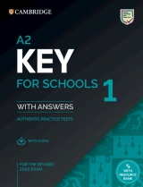 A2 Key for Schools (2020 Exam) 1 Student´s Book with Answers & Audio Download