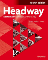 New Headway Elementary (4th Edition) Workbook Without Key