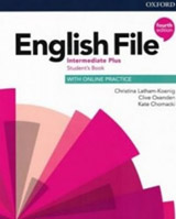 English File Fourth Edition Intermediate Plus Studen´s Book with Student Resource Centre Pack CZ