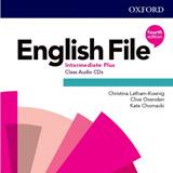 English File Fourth Edition Intermediate Plus Class Audio CDs (3)