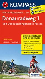 Donauradweg 1, Von Donaueschingen nach Passau 7009