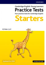 Cambridge English Qualifications Young Learner´s Practice Tests Starters