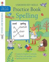 Spelling Practice Book 7-8