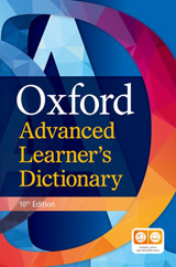 Oxford Advanced Learner´s Dictionary (10th Edition) Hardback with 1 Year´s Access to Premium Online Access & App