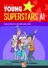 Young Superstars A1 English Practice for Home and School + audio