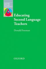 Oxford Applied Linguistics Educating Second Language Teachers