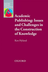 Oxford Applied Linguistics Issues and Challenges in the Construction of Knowle