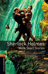 New Oxford Bookworms Library 2 Sherlock Holmes: More Short Stories with Audio Mp3 Pack