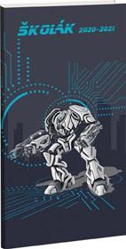 Diář Školák T-robot