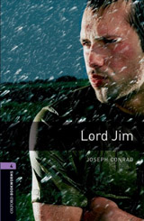 New Oxford Bookworms Library 4 Lord Jim with Audio Mp3 Pack