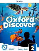 Oxford Discover Second Edition 2 Student Book