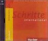 Schritte international 4 2 Audio-CDs