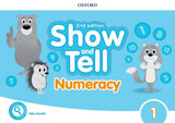 Oxford Discover: Show and Tell Second Edition 1 Numeracy Book