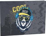 Desky na číslice Cool bear