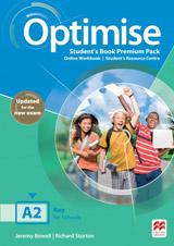 Optimise A2 Updated Student´s Book Premium Pack