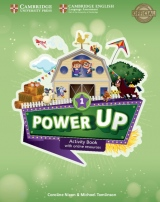 Power Up 1 Activity Book with Online Resources and Home Booklet