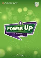 Power Up 1 Teacher´s Resource Book with Online Audio