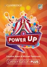 Power Up 3 Presentation Plus