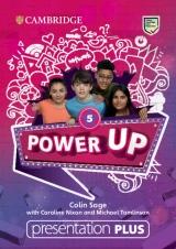 Power Up 5 Presentation Plus