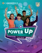 Power Up 6 Pupil´s Book