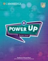 Power Up 6 Teacher´s Book