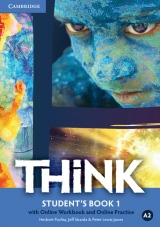 Think 1 Student´s Book with Online Workbook and Online Practice