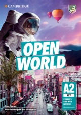 Open World Key Student´s Book with Answers with Online Practice
