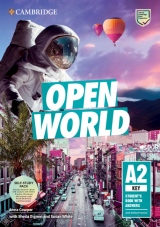 Open World Key Self Study Pack (SB w Answers w Online Practice and WB w Answers w Audio Download and Class Audio)