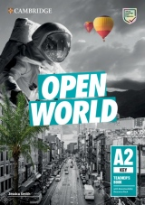 Open World Key Teacher´s Book with Downloadable Resource Pack