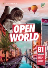 Open World Preliminary Student´s Book with Answers with Online Workbook