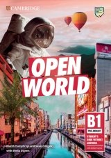 Open World Preliminary Student´s Book without Answers with Online Practice