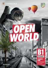 Open World Preliminary Teacher´s Book with Downloadable Resource Pack