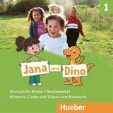 Jana und Dino 1 Medienpaket