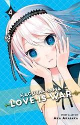 Kaguya-sama: Love Is War, Vol. 4