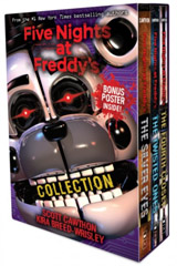Five Nights at Freddy´s 3-book boxed set