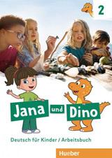 Jana und Dino 2 Arbeitsbuch