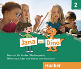 Jana und Dino 2 Medienpaket