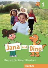 Jana und Dino 1 Interaktives Kursbuch