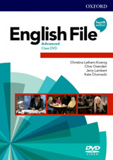 English File Fourth Edition Advanced Class DVD
