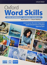 Oxford Word Skills 2nd edition Upper-Intermediate - Advanced: Student´s Pack