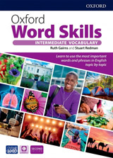 Oxford Word Skills 2nd edition Intermediate Student´s Pack