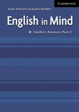 English in Mind Level 5 Teacher´s Book