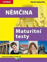 Němčina - maturitní testy + CD