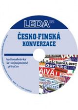 Česko-finská konverzace audio CD