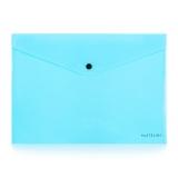 Psaníčko s drukem A4 PASTELINI modrá