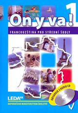 ON Y VA! 1 komplet učebnice + 2 CD