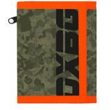 Peněženka OXY Army/Orange